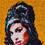 Amy Winehouse különleges portréja – fotó