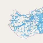 50 új településen kapcsolták fel a negyedik mobilszolgáltató adótornyait