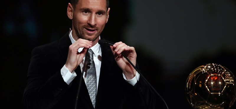 Messi nyert, de a kisfia vitte el a show-t (Videó)