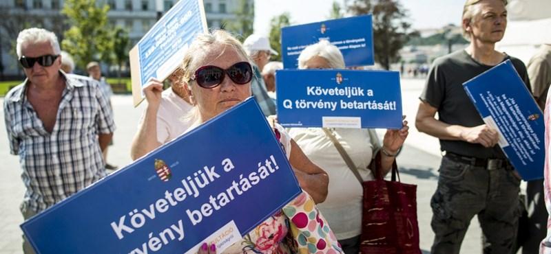 Quaestor-botrány: 100 milliárd forintról dönthet az Alkotmánybíróság