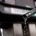 300 forint alá csúszik a benzin ára