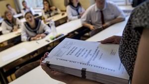 A szó elszáll, csak az írásbeli marad – az érettségi a kormány vizsgája is