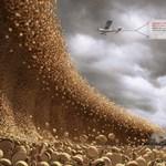 Hamburgercunamival hökkent meg egy reklámügynökség