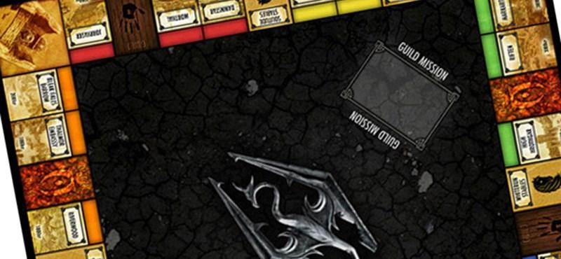 Ezt is megértük: Skyrim monopoly