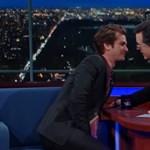 Andrew Garfield végigcsókolja Amerika férfi hírességeit?
