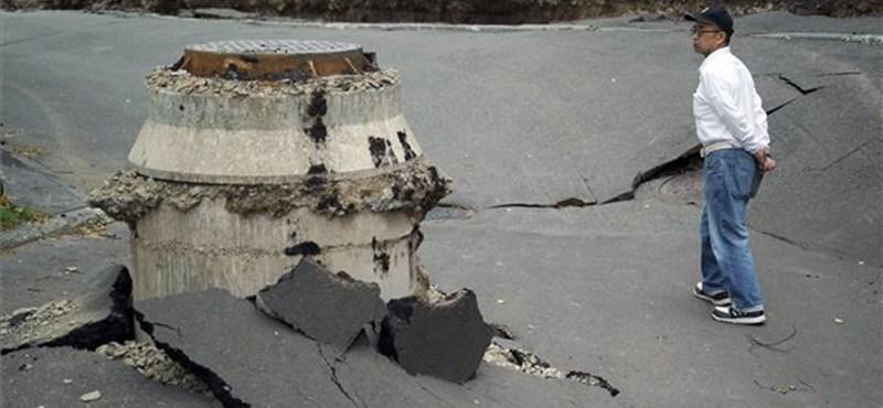 Már 16 áldozata van a japán földrengésnek