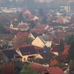 Már Debrecenben sincs szmogriadó