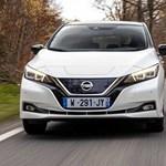 10 éves a Nissan Leaf, itt a jubileumi limitált széria