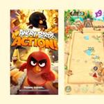 Csak aztán tudja abbahagyni: megjelent egy új Angry Birds játék