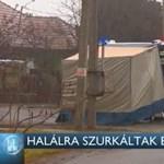 Egy polgárőrt szúrtak agyon Nyáregyházán