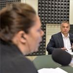Orbán: A rossz európai politika gerjeszti a bevándorlási hullámot