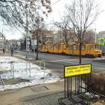 Nem tévedés: a 3-as villamos vonalán gördült végig a földalatti Zuglóban – fotók