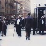 Ez történt: úgy rendbe rakta a mesterséges intelligencia a 109 éves videót, hogy öröm nézni