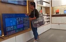 Megpakolta RAM-mal és tárhellyel: erős televízióval jön ki a Xiaomi