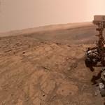 Látványos szelfit küldött haza a Marsot járó Curiosity