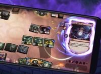 Telefonon is játszható a legendás Magic –majdnem úgy, mint a papírkártyákkal