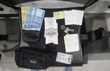 Több százezer forintnyi értékkel loptak el egy törölköző alá rejtett táskát