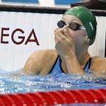 Olimpia: egy 15 éves lány nyerte a litván úszók első aranyérmét