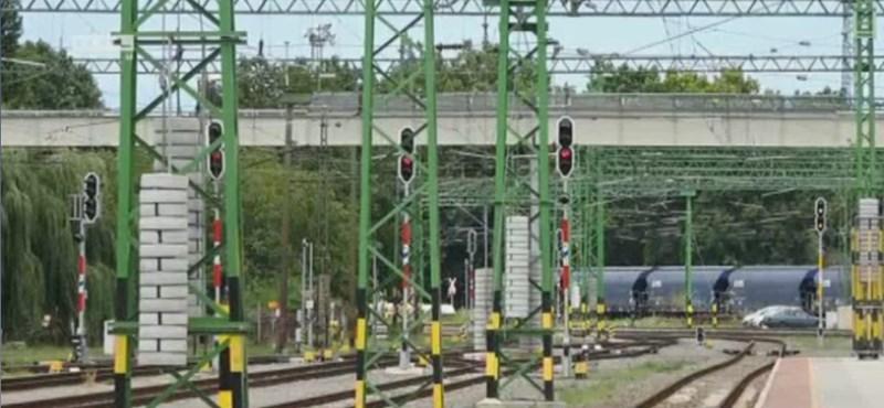 Kötelezettségszegési eljárás lehet a Budapest–Belgrád-vasútvonal fejlesztéséből