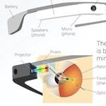 Így működik a Google okosszemüvege