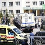 Elrendelték a kazanyi iskolai tömeggyilkos vizsgálati őrizetét