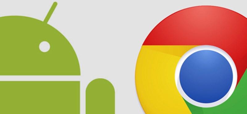 Kapott egy apró, de hasznos új funkciót a telefonos Chrome