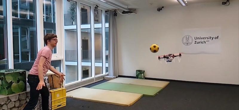 Olyan drónt fejlesztettek ki, hogy nem akarunk hinni a szemünknek – videó