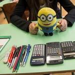 Megkezdődött a matekérettségi, több tízezren oldják meg a feladatokat
