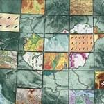 Ezeket a térképeket látnia kell, ezek most a legszebbek egész Magyarországon