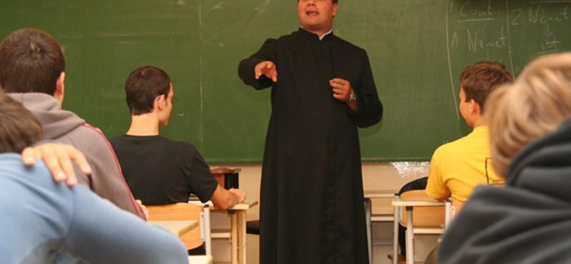 Tanévkezdés: ennyivel nőtt az egyházi iskolákba járó diákok száma