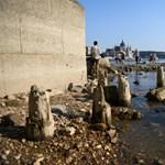 Több vizet vártak a Dunába