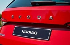 Magyarországon a tisztább üzemű 200 lóerős új dízel Skodák