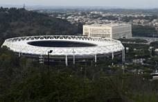 Foci-Eb: Olaszország negyedházat mert bevállalni a római Olimpiai Stadionban