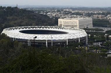 Bombát találtak az olasz–svájci meccs előtt a római Olimpiai Stadionnál