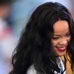 A Budapesten koncertező Rihanna kapja idén az MTV életműdíját