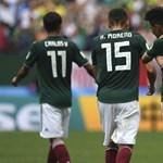 Még a föld is beleremegett a mexikói győzelembe - szó szerint