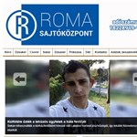 Lehúzza a rolót a Roma Sajtóközpont is