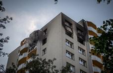 Gyújtogatás miatt üthetett ki tűz a cseh lakóházban, 11-en meghaltak