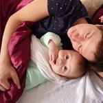 Új ajánlás a csecsemők alvásáról: egy év a szülők szobájában