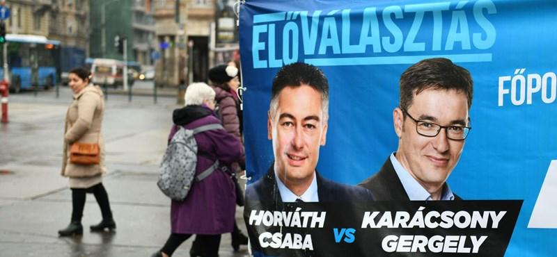 Fideszes trollnak néztek a baloldali előválasztáson
