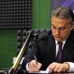 """Orbán Viktor: """"A népszerűséget bízzák rám"""""""