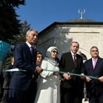 A járvány keresztbe tett a Gül baba türbéje törökországi terjeszkedésének