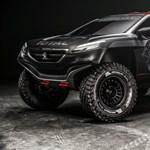 Brutális a Peugeot új Dakar-verdája – fotók