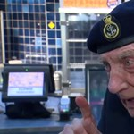 """""""Mintha újra ott lettem volna"""" – könnyezve nézte végig a Dunkirköt a 97 éves veterán"""
