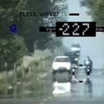 227 kilométer/órával ment lángosért egy motoros Borsodban