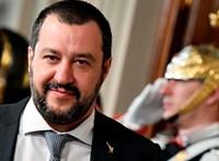 Salvini nem nyitja meg Olaszországot a menekültek előtt