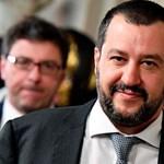 Orbánnal akarja kidolgozni az új migrációs szabályokat Matteo Salvini
