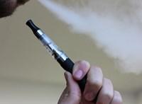E-cigaretta miatt kerülhettek kórházba ötvenen Amerikában