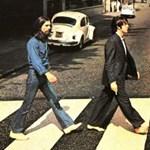 Ötven év után ismét a slágerlista élére került az Abbey Road