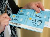 14 milliárdnyi rezsiutalványt váltottak be a nyugdíjasok